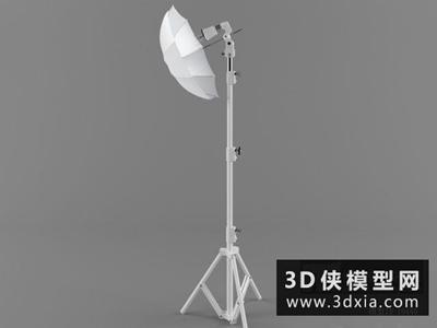 闪光灯国外3D模型【ID:229582086】