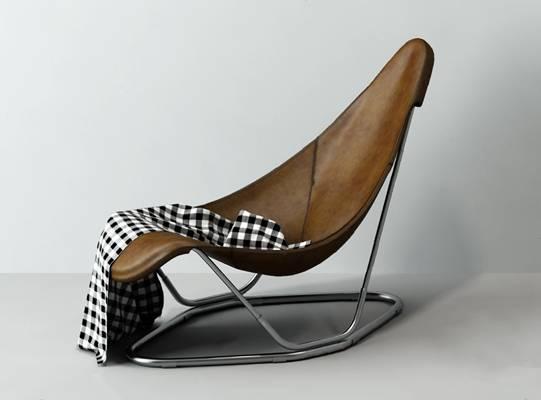 现代休闲椅3D模型【ID:220617463】