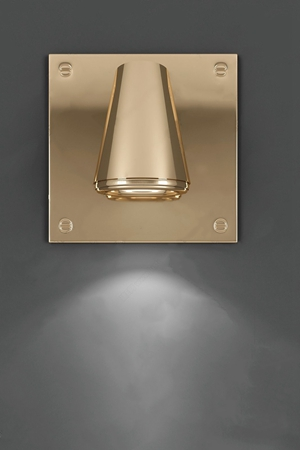 现代金属壁灯3D模型【ID:741356929】
