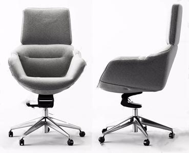 现代办公椅3D模型【ID:220833989】