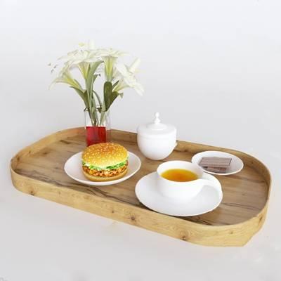 现代食物3D模型【ID:120615807】