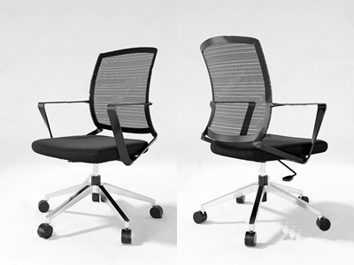现代办公椅3D模型【ID:228240924】