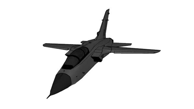 帕纳维亚龙卷风SU模型【ID:840397575】