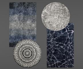 现代地毯3D模型【ID:427795026】