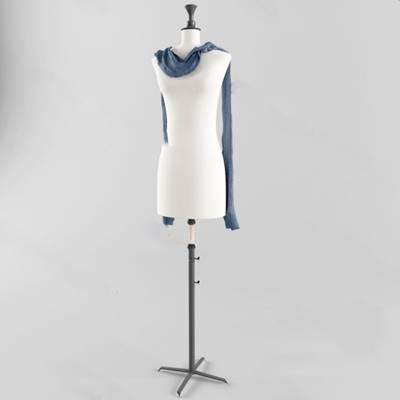 现代围巾3D模型下载【ID:419506173】