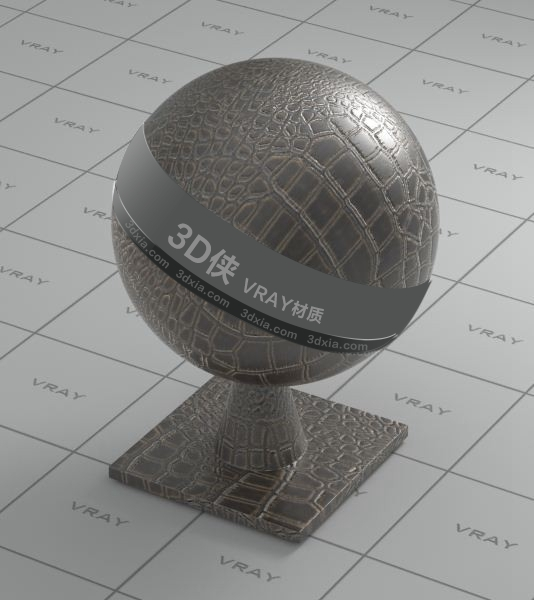 皮革Vray材質【ID:736525923】