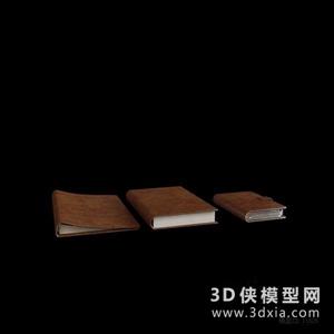 文具国外3D模型【ID:929848015】