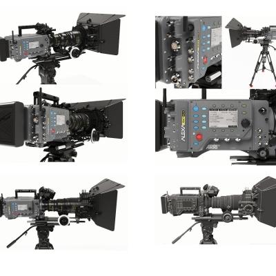 現代攝影機3D模型【ID:627805459】