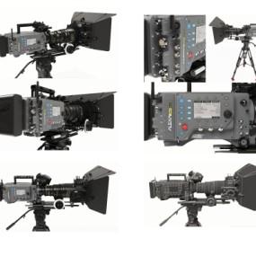 现代摄影机3D模型【ID:627805459】