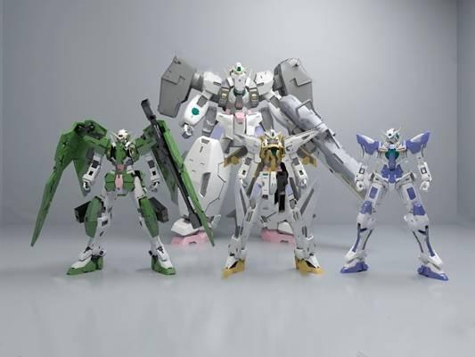 现代玩具3D模型【ID:524886290】