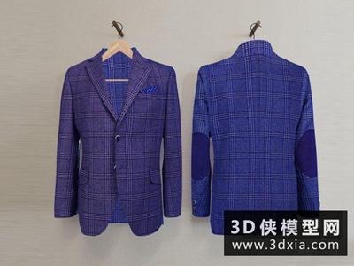 衣服國外3D模型【ID:929645661】