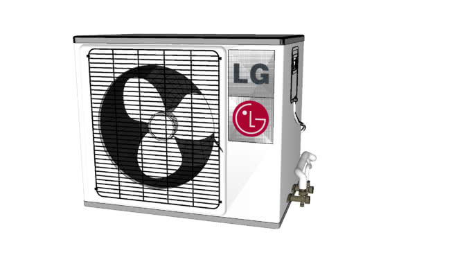 LG空调机SU模型【ID:439192962】