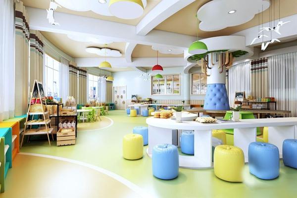 現代幼兒園3D模型【ID:528212881】