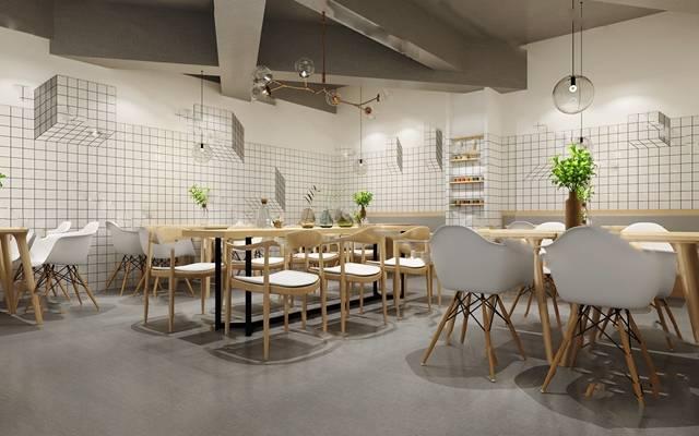 北欧餐厅3D模型下载【ID:719665929】