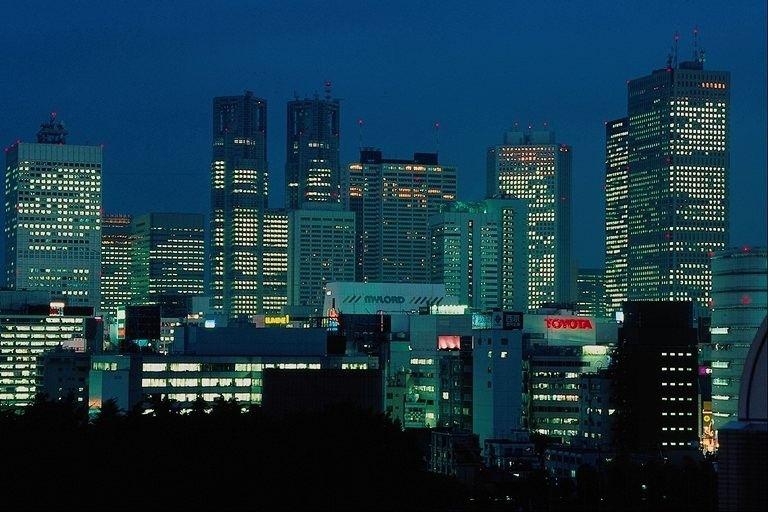 外景-都市风情高清贴图【ID:237059833】