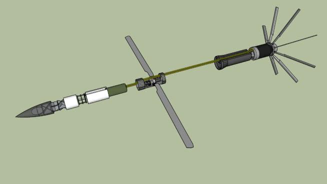 (內部)-13122mm巡航導彈雷達占領者SU模型【ID:740457949】