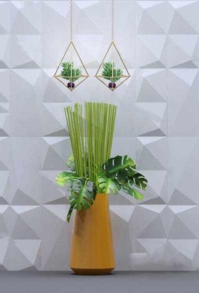 盆栽3D模型【ID:920012952】