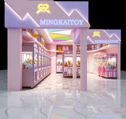 现代室内娱乐设施3D模型【ID:626232640】