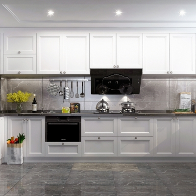 現代廚房3D模型【ID:128406451】