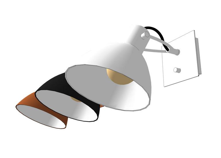 壁燈SU模型【ID:337114909】
