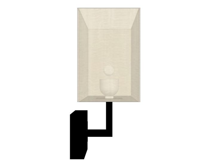 壁燈SU模型【ID:337114951】