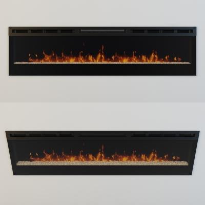 现代壁炉3D模型【ID:827815120】