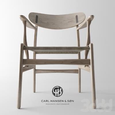 现代休闲椅国外3D模型【ID:731974122】