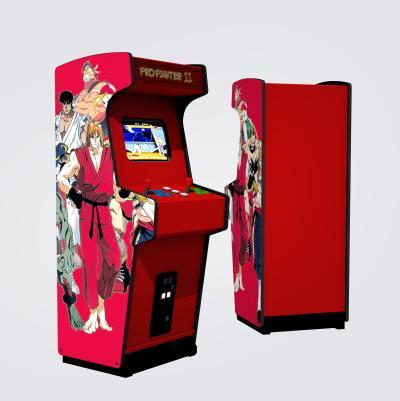 工业风拳皇游戏机3D模型【ID:244780782】