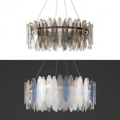 現代吊燈3D模型【ID:750855861】