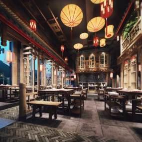 每日首存彩票平台谁有每日首存彩票平台谁有中式餐廳3D模型【ID:633132211】