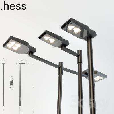 现代极简路灯国外3D模型【ID:430726546】