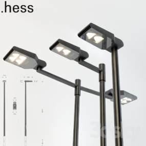 現代極簡路燈】