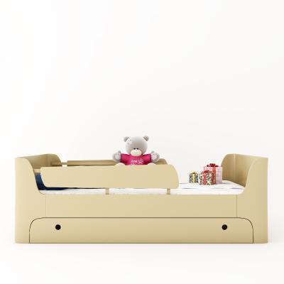 現代兒童床3D模型【ID:843292827】