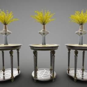 現代風格植物3D模型【ID:247527876】