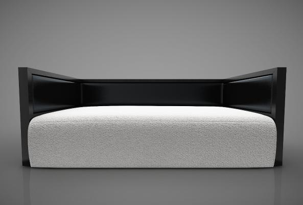 现代风格沙发3D模型【ID:645283647】