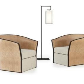 现代沙发 3D模型【ID:642179403】