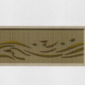 新中式山水景墙【ID:248369320】
