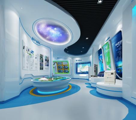 现代科技展厅