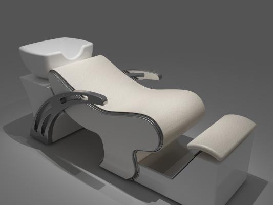 现代按摩椅3D模型【ID:932360082】