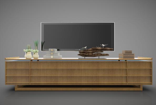 现代风格电视柜