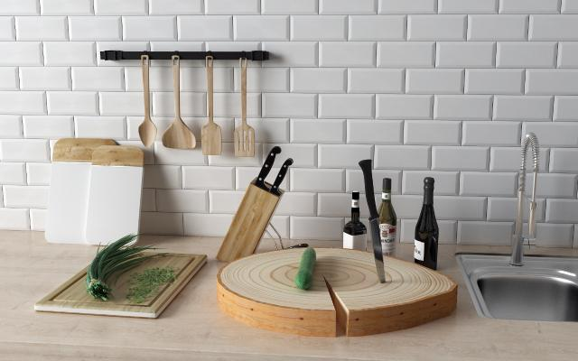 北欧菜板 刀具