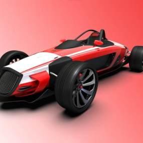 賽車 3D模型【ID:441406773】