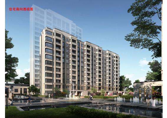 现代中式住宅3D模型【ID:143244744】