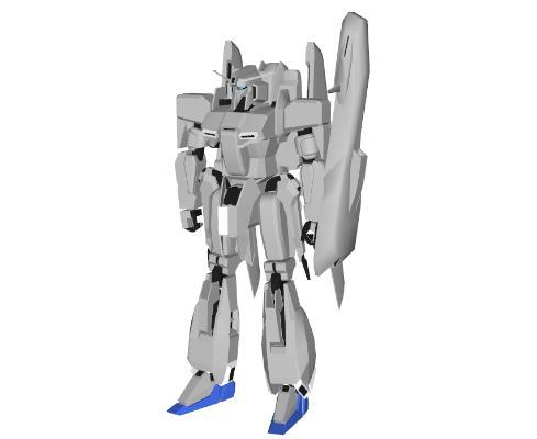 现代变形机器人玩具SU模型【ID:151891298】