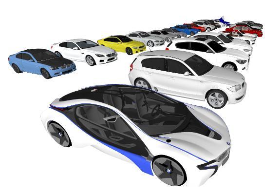 現代汽車SU模型【ID:452119955】