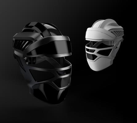 头盔3D模型【ID:441653354】
