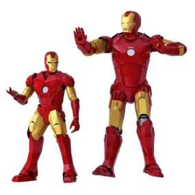 现代钢铁侠儿童玩具3D模型【ID:345634435】