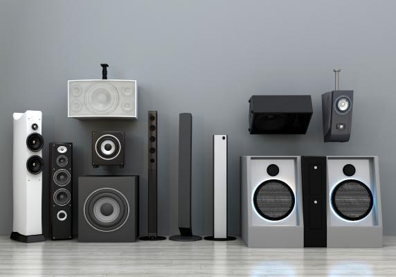 現代音響組合3D模型【ID:430594484】