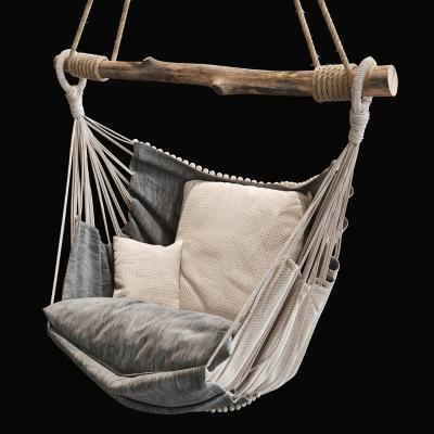 現代吊床3D模型【ID:649024335】