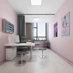 现代诊所3D模型【ID:132871285】